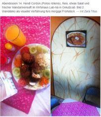 Tag 13, Pollo Rellenis, Yucatán