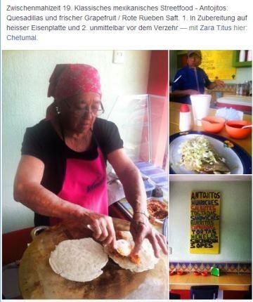 Tag 18, Antojitos, Chetumal