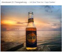 Tag 22, Bier, Caye Caulker