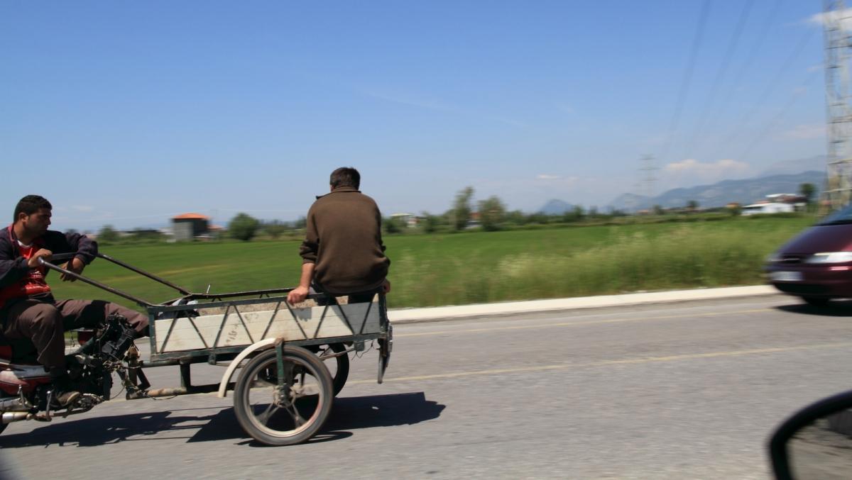 ALBANIEN – Ein touristisches Road Movie durch Albanien im Mai2014