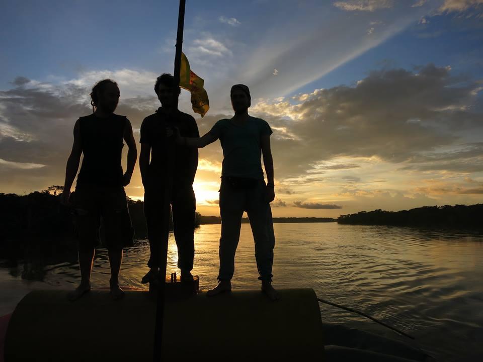 Vamos pa' Iquitos! – Mit dem Frachtschiff Walter Junior am RioNapo