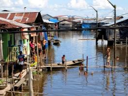 Belen - Die schwimmende Stadt in Iquitos