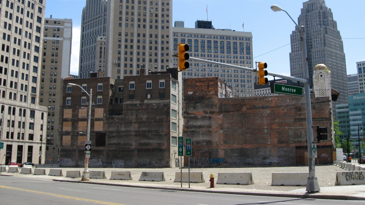 Detroit – UrbaneWüste