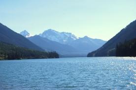 Kanada - von Revelstoke nach Whistler