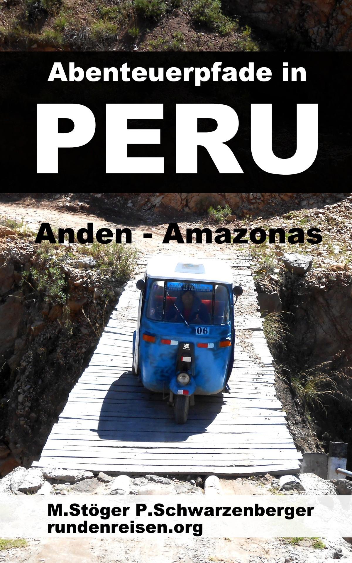 """Unser eBook """"Abenteuerpfade in Peru"""" aufAmazon"""