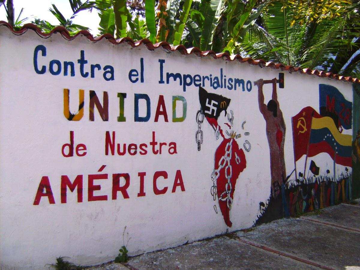Einreise – Der Geist des Hugo Chávez. Venezuela. Teil2