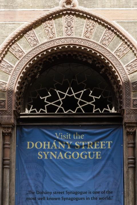"""Die Große Synagoge – """"Der Tabaktempel"""""""