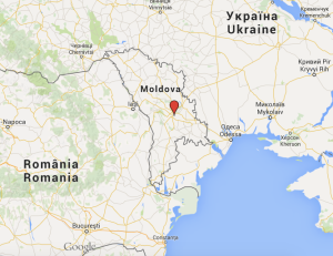 Landkarte - Moldau - Chisinau