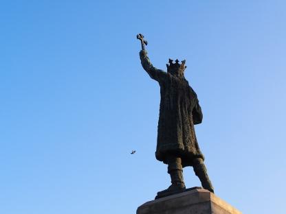 Denkmal Stefan cel Mare, Chișinăuu