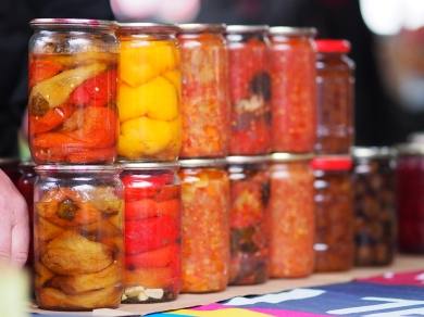 Sauergemüse Markt Chișinău