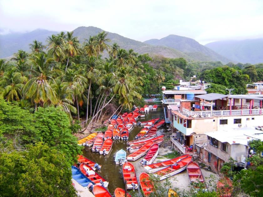 Puerto Colombia - Venezuela