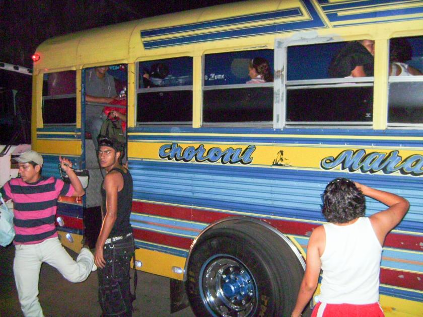 Anreise mit Panne - Henri Pittier Nationalpark- Venezuela