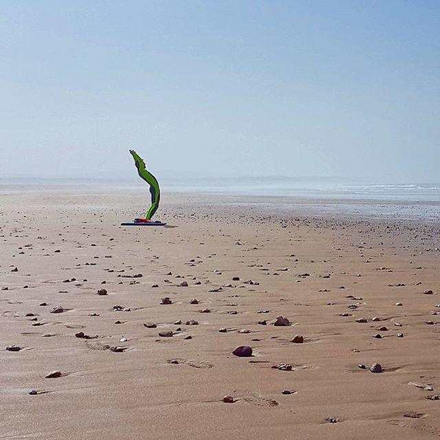 Bilder der Atlantikküste von Marokko mit demSmartphone